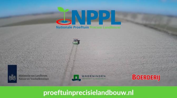 NPPL @Akkerbouwbedrijf Sturm